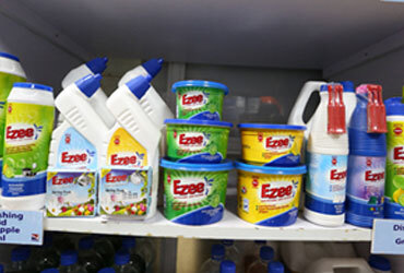 Vivek launches new Kenyan manufactured cleaning products